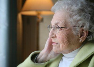 Eenzaamheid on ouderen