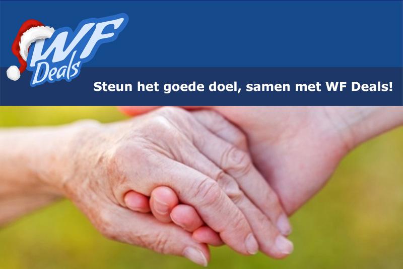 WFDeals zamelt geld in voor Kringloop Dromehof