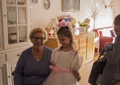 Een bezoek door Kinderen van KKB Hoorn