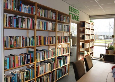 Boeken afdeling