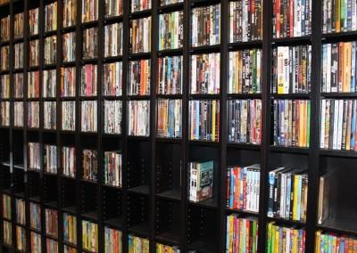dvd afdeling