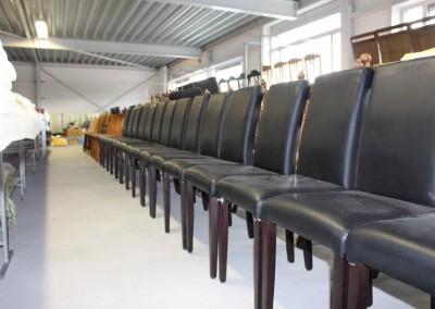 Kringloopwinkel stoelen