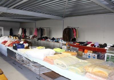 Tweede verdieping textiel