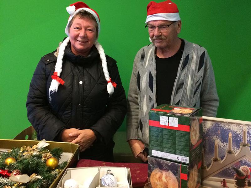 Kerstdonatie voor seniorencomplex Nibbixwoud