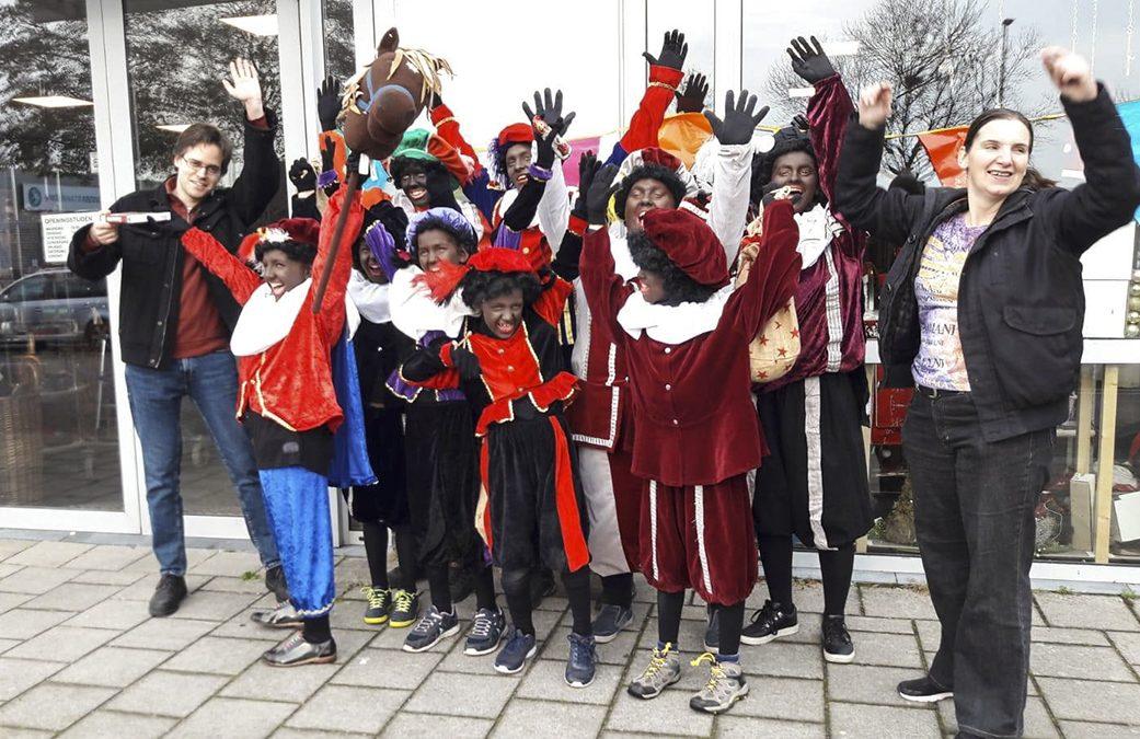Ruim 500 ouderen bezocht met Sinterklaas!