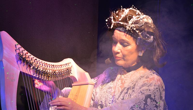 Theatervoorstelling bij De Berkenhof