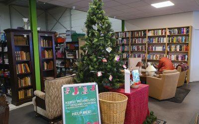 Kerstinzameling en Wensboom voor ouderen
