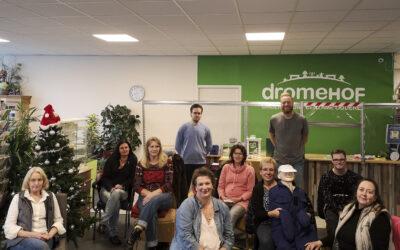 BHV-4-YOU reikt 8 certificaten uit bij Dromehof