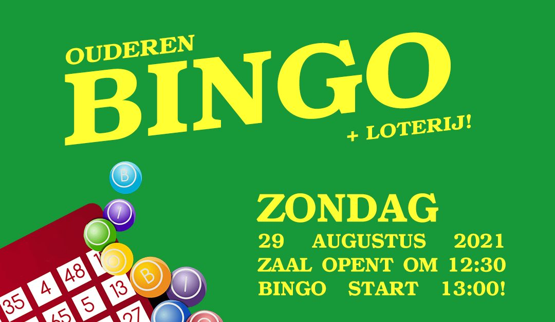 Dromehof Bingo