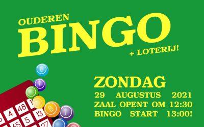GRATIS Bingo! Voor de ouderen