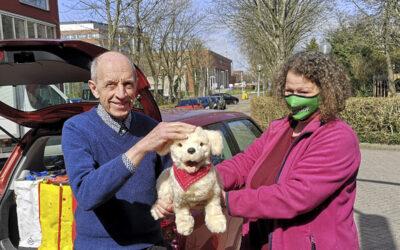 Robot hond voor Lindendael in Hoorn